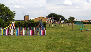 Upper Playing Field, Avon Square, Upavon